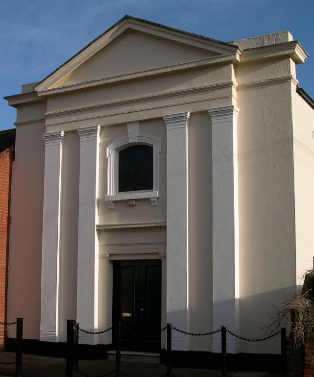 Cheltenham Synagogue Home